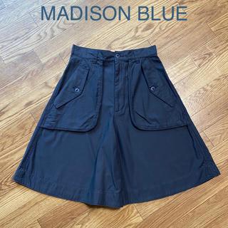 マディソンブルー(MADISONBLUE)の【MADISON BLUEマディソンブルー】ミリタリーキュロット//02(キュロット)