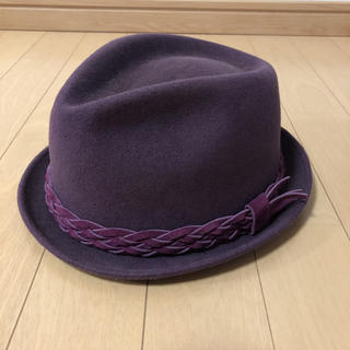 ニードルス(Needles)の3D soft texture  フェルト ハット 帽子(ハット)