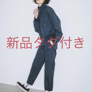 エックスガール(X-girl)のX-girl パンツ STRIPED KNICKERBOCKER(カジュアルパンツ)