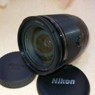 ニコン(Nikon)の高倍率ズームレンズ Nikon 1 NIKKOR VR 10-100mm 黒(レンズ(ズーム))