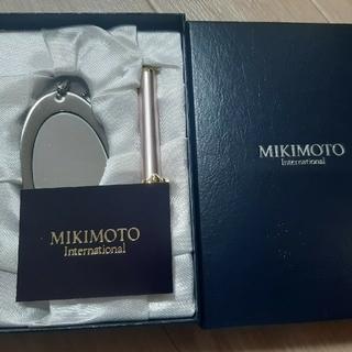 ミキモト(MIKIMOTO)のMIKIMOTO  ミラーとブラシホルダーセット(コフレ/メイクアップセット)