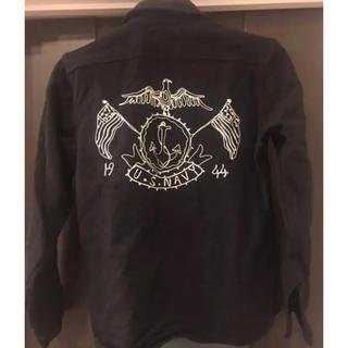 ザリアルマッコイズ(THE REAL McCOY'S)のThe Real Mccoy's ウールシャツ(シャツ)