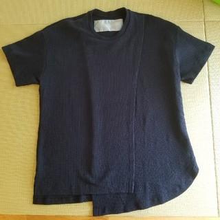 ドゥルカマラ(Dulcamara)のドゥルカマラ Tシャツ カットソー レイヤード 半袖(Tシャツ/カットソー(半袖/袖なし))