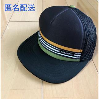 ビラボン(billabong)の新品未使用☆ ビラボン 帽子 cap  黒 (キャップ)