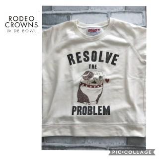 ロデオクラウンズワイドボウル(RODEO CROWNS WIDE BOWL)の【ロデオクラウンズワイドボウル】カットソー(Tシャツ/カットソー)