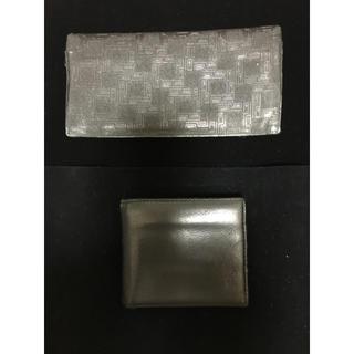 ダンヒル(Dunhill)のダンヒルの長財布とPOLOの二つ折財布(長財布)