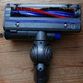 DC63のヘッド写真(掃除機)