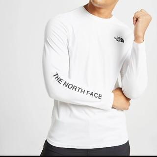 THE NORTH FACE - ノースフェイス スリーブロゴTシャツ 海外Sサイズ