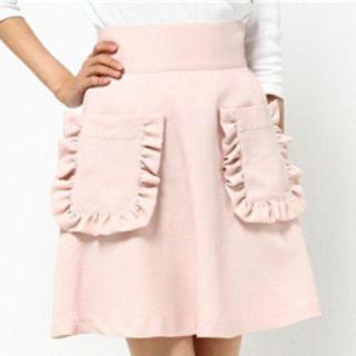 ケイティー(Katie)のKatie♡cafe chic high-waist skirt(ミニスカート)