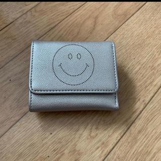 シマムラ(しまむら)の新品三つ折りにこちゃん財布(折り財布)