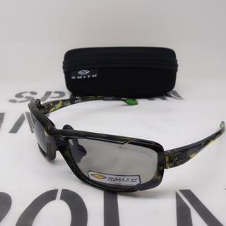 スミス(SMITH)のSMITH スミス【AB 5】偏光サングラス 交換レンズ・ハードケース付き(サングラス/メガネ)
