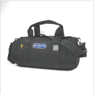 アウトドアプロダクツ(OUTDOOR PRODUCTS)のOUTDOOR スポーツバッグ ブラック(ボストンバッグ)