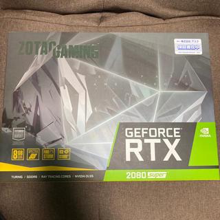 ZOTAC GAMING RTX2080super Twin Fan(PCパーツ)