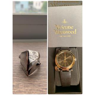 Vivienne Westwood - ヴィヴィアン  リング&腕時計セット