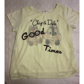 ディズニー(Disney)のTシャツ Lサイズ(Tシャツ(半袖/袖なし))