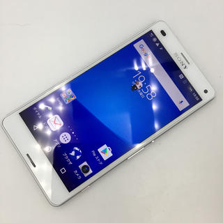 エクスペリア(Xperia)のaki555 Xperia Z3 Compact SO-02G ジャンク(スマートフォン本体)