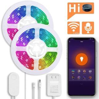 BRTLX Alexa Echo/Google Home対応 スマート ledテ(蛍光灯/電球)