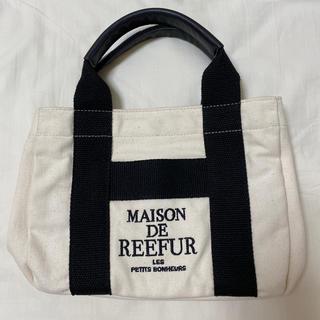 メゾンドリーファー(Maison de Reefur)のMAISON DE REEFUR ミニバッグ(ハンドバッグ)