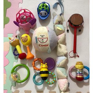 サッシー(Sassy)のおもちゃ まとめ売り(知育玩具)