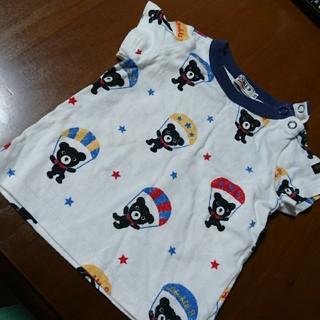 ダブルビー(DOUBLE.B)のダブルビー 70cmTシャツ(Tシャツ)