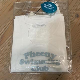 フィーニー(PHEENY)のpheeny swimming club beauty&youth 限定Tシャツ(Tシャツ(半袖/袖なし))