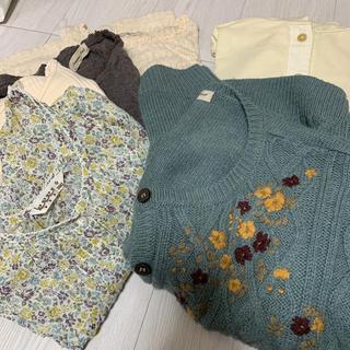 サマンサモスモス(SM2)のサマンサモスモス  トップスセット(Tシャツ(長袖/七分))