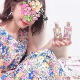 トッコ(tocco)の新品♡tocco closet  花柄 マキシワンピース  完売品 ラスト1(ロングワンピース/マキシワンピース)