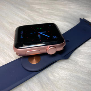 アップル(Apple)の⭐️美品⭐️腕時計 Apple Watch SERIES2 42MM(腕時計(デジタル))