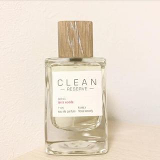 クリーン(CLEAN)のクリーンリザーブ テラウッド(ユニセックス)