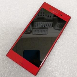 エクスペリア(Xperia)のXperia XZ Premium SO-04J ジャンク aki552(スマートフォン本体)