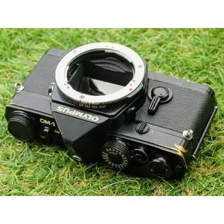 オリンパス(OLYMPUS)のOlympus OM-1 オリンパス(フィルムカメラ)