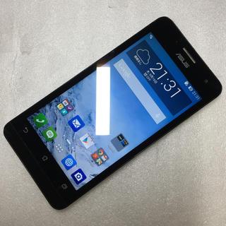 エイスース(ASUS)のSIM FREE Zenfone 5 LTE ホワイト ジャンク aki557(スマートフォン本体)