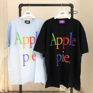 ミルクボーイ(MILKBOY)のmilkboy Apple pie Tシャツ ブルー(Tシャツ/カットソー(半袖/袖なし))