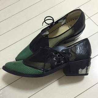 トーガ(TOGA)のtoga レスアップドレスシューズ (ローファー/革靴)