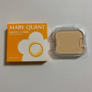 マリークワント(MARY QUANT)のマリークヮント ファンデーション(ファンデーション)