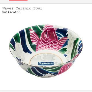 シュプリーム(Supreme)のSupreme Waves Ceramic Bowl シュプリーム ボウル(食器)
