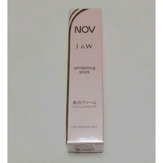 ノブ(NOV)のNOV ホワイトニングスティック(美容液)