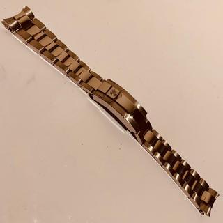 ロレックス(ROLEX)の新品未使用 ロレックス ラグ幅20mm メタルベルト (金属ベルト)