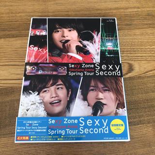 セクシー ゾーン(Sexy Zone)のSexy Zone Spring Tour Sexy Second(ミュージック)