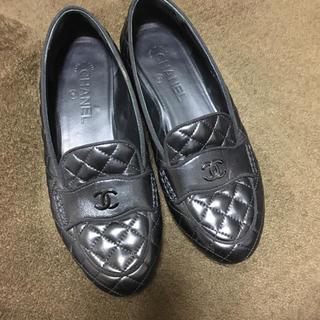 シャネル(CHANEL)のシャネル ローファー マトラッセ(ローファー/革靴)