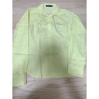 エムシーエム(MCM)のMCMストーン黄色いシャツ(シャツ/ブラウス(長袖/七分))