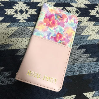 ロイヤルパーティー(ROYAL PARTY)のiPhone7ケース ROYAL PARTY ❊❊(iPhoneケース)