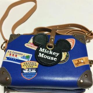 ディズニー(Disney)のダッフィーミッキーカメラケース(ケース/バッグ)
