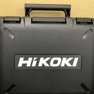 ヒタチ(日立)の新品未使用36ボルト!ハイコーキインパクトドライバーWH-36DA       (その他)