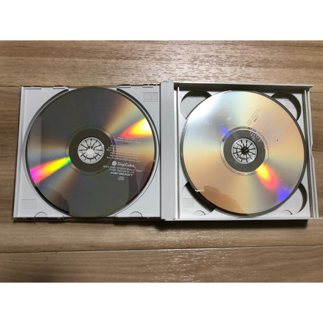 SQUARE ENIX(スクウェアエニックス)のFINAL FANTASY VII Original Sound Track エンタメ/ホビーのCD(ゲーム音楽)の商品写真