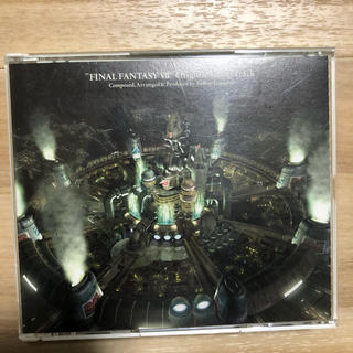 SQUARE ENIX - FINAL FANTASY VII Original Sound Track