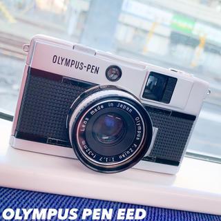 オリンパス(OLYMPUS)のOLYMPUS PEN EED 整備済(フィルムカメラ)