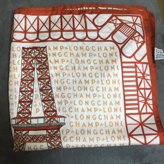 ロンシャン(LONGCHAMP)のロンシャン スカーフ(バンダナ/スカーフ)