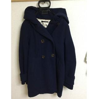INGNI - INGNI コート 紺色