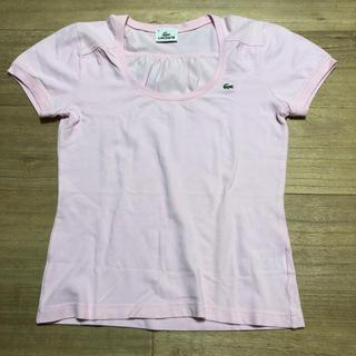 ラコステ(LACOSTE)のラコステシャツ(Tシャツ/カットソー)